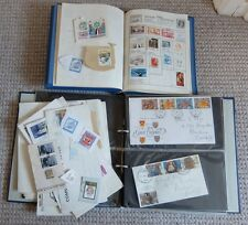 British and World Stamps Collection Assortment 1950, 60, 70s