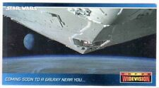 STAR WARS WIDEVISION (Series 1/A New Hope) (Topps,1994)--Promo Card #SWP4^