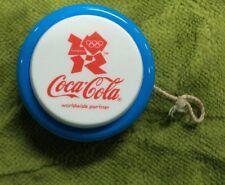 #LL. COCA COLA  LONDON OLYMPIC GAMES YOYO, BLUE  SURROUND