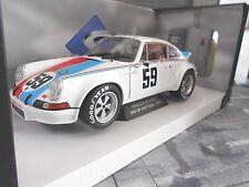 PORSCHE 911 RSR 2.8 Racing Brumos #59 24 h Daytona Win Gregg Haywood Solido 1:18