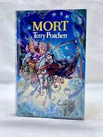 Mort by Terry Pratchett, Discworld, First Edition, 1987