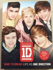 One Direction Dare To Dream Paperback