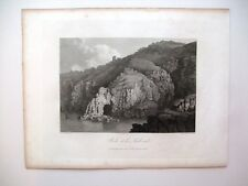 Rocks at the Lands-end (published May Ist, 1813)