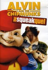 Alvin and the Chipmunks: The Squeakquel [New DVD] Ac-3/Dolby Digital, Dolby, D