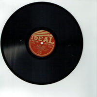 78 Runden 25cm Arese Orchester Guttinguer - Les Rosen Schallplatte Ideal 12266