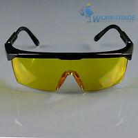 Schutzbrille Augenschutz Brille Arbeitsschutz Gesichtschutz EN166 NEU OVP
