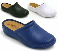 Unbranded Rubber Upper Shoes Mules for Women