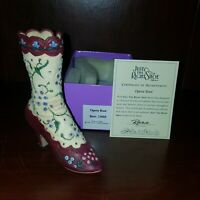 "Collectible ""Just the Right Shoe"" Opera Boot #25005, Willits Designs, NIB"