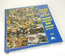 Toys From The Attic BASEBALL Puzzle 500 Pieces EC46005 SEALED