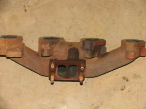 Ford / New Holland 304T Engine Exhaust Manifold