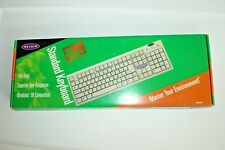 Belkin F8E223 Wired Keyboard WINDOWS 98 COMPATIBLE