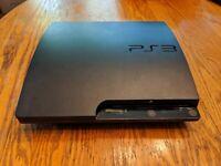 Sony PlayStation 3 - Slim 160GB Black  Console PS3
