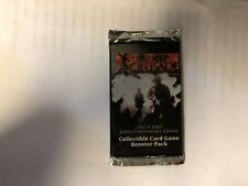 1 BOOSTER PACK - THE LAST CRUSADE - FROM NORMANDY TO THE RHINE - CARD GAME - K
