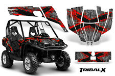 CAN-AM COMMANDER 800R 800XT 1000 1000XT 1000X GRAPHICS KIT DECALS STICKERS TXRS