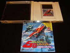 Soldier Blade NEC PC Engine Hu-Card Japan