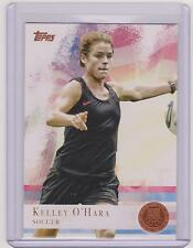 2012 TOPPS OLYMPIC KELLEY O'HARA BRONZE SOCCER CARD #61 ~ WORLD CUP ~ MULTIPLES