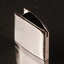 silver color brass habaki sword collar For samurai Japanese katana wakizashi