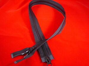 YKK Kunststoff Profilreißverschluss 2-wege-teilbar für Jacken; ab 60cm Länge