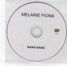 (DV183) Melanie Fiona, Bang Bang - DJ DVD