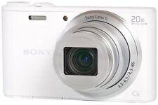 Appareils photo numériques blanc Sony