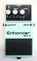 BOSS EH-2 Enhancer Guitar Effects Pedal 1990 #26 Free Shipping