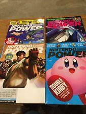 NINTENDO POWER MAGAZINE LOT - (4 Issues), 2011, Magazines