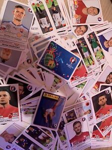 Panini UEFA Euro 2016 France Stickers - Select 20 for £3