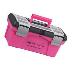 Rosa Aufbewahrungsbox Toolbox Haushalts-Aufbewahrungsbox Multifunktionsbox