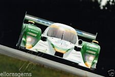 """Le Mans Driver Guy Smith Hand Signed Photo Mazda Autograph 12x8"""" AB"""