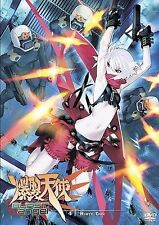 'Burst Angel 4 Hired Guns' TV14  DVD NEW free next day ship Wide Screen