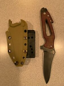 Surefire Delta Echo Fixed Blade Knife EW-06 Combat/Utility Knife