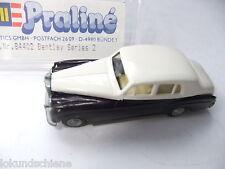 Bentley serie 2. Revell/praline ho 1:87 #117