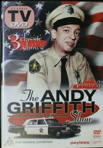 The Andy Griffith Show Vol 3 Classic TV   [Region 0]  (D1)