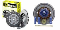 NEW LUK CLUTCH KIT FOR AUDI 2,E2,2 ESTATE 2.0 TFSI