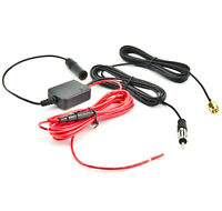 DAB+ Atennenadapter Radio Splitter Verteiler für Auto KFZ,SMA-A DAB Anschluss