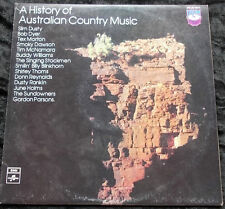 VARIOUS ARTISTS A History Of Australian Country Music LP