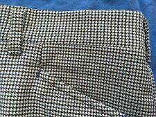 1960's Mens Dress Slacks Vintage Clothing Haggar Magic-Stretch Pants Polyester?