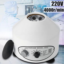 4000rpm Timing Electric Centrifuge Machine Lower-speed Lab Medical