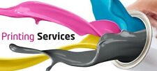 Printing Service Custom Professional Double Sided COLOR Flyers Brochures SALE!!