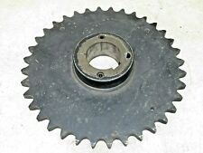 Sprocket   80 pitch   36 tooth   2517 bushing    Martin  80BTB36 2517