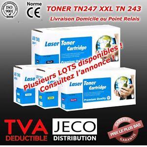 Toner Laser Brother TN-247/TN243 XXL compatible MFC-L3750CDW DCP3510 HL3510/3550