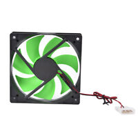 120mm 4 Pin Connector Cooling Fan for Computer Case CPU Cooler Radiator v!