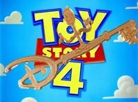 Forky Toy Story 4 Disney Store Opening Key (Multiple Colors Available)