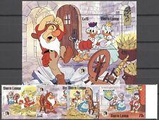Walt Disney, Grimm, Rumpelstilzchen - Sierra Leone -  ** MNH