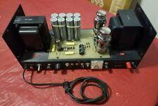 Vintage Theta 6550 single monoblock tube Amplifier