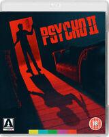 Psycho 2 Blu-Ray (2017) Anthony Perkins, Franklin (DIR) cert 18 ***NEW***