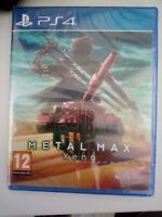 metal max xeno metalmax ps4 ps 4 playstation neuf