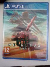 metal max xeno metalmax ps4 ps 4 playstation neuf
