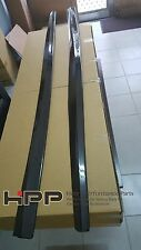 BMW E92 side skirt extensions spoiler for M body kit carbon