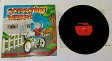 SCREECHING WEASEL BoogadaBoogadaBoogada LP on Wetspots - RARE - Nofx Boogada